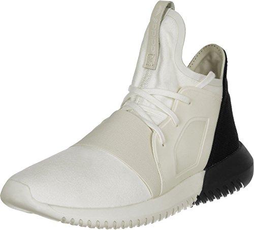 Adidas Originals Tubular Uitdagende Vrouwen Trainers Sneakers Wit - Wit Zwart