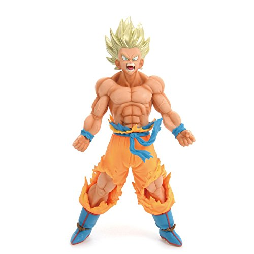 Banpresto Dragon Ball Z Blood of Saiyans Son Goku Action Figure