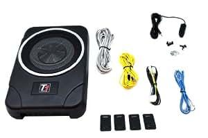 T1 Audio Beat BSW8ACT - Subwoofer componente de 900 W, negro