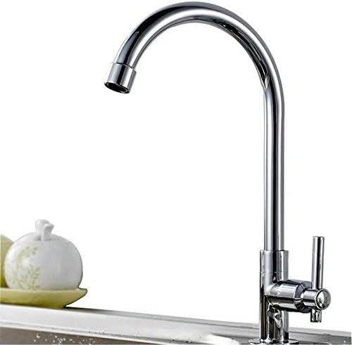 DXX-HR 銅ディッシュ流域の蛇口コールドキッチン蛇口ウォッシュ食器流域の蛇口シングル銅Faucetmodernシンプルな高級品質保証ホームデコレーション