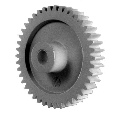 Thomafluid Stirnzahnrad aus Kunststoff (gespritzt) - Modul 0,5-2,0, Modul: 2, Zähne: 28, Zahnbreite (b): 15 mm, 5 Stück