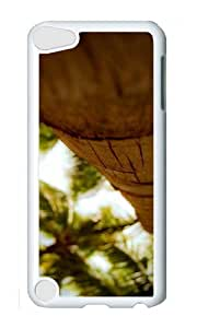 Ipod 5 Case,MOKSHOP Awesome trunk palm tree Hard Case Protective Shell Cell Phone Cover For Ipod 5 - PC White by lolosakes by lolosakes