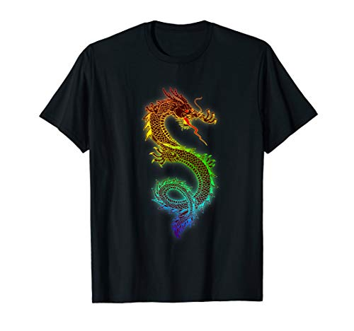 Dragon Chinese New Year Folklore T-Shirt Gift