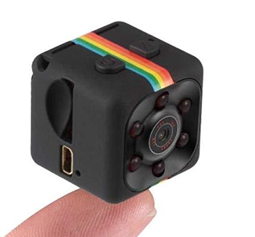 ミニカメラSQ11 ミニカメラSQ11 B07QPMXQF5 HDビデオカメラナイトビジョン1080PスポーツDVカメラビデオレコーダー赤外線カーDVRカメラの動き検出 B07QPMXQF5, 心斎橋焙煎所:3187dcdc --- carded.store