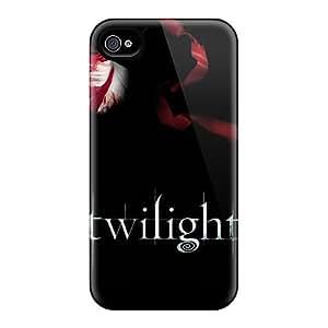 Tpu Case Cover Compatible For Iphone 4/4s/ Hot Case/ Twilight Saga wangjiang maoyi