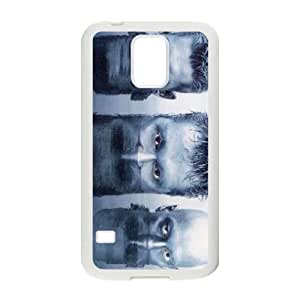 Oomph Samsung Galaxy S5 Cell Phone Case White MSY240075AEW