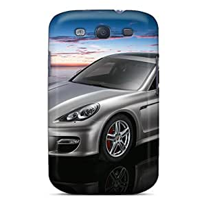 Defender Cases With Nice Appearance (porsche Panamera Turbo) For Galaxy S3
