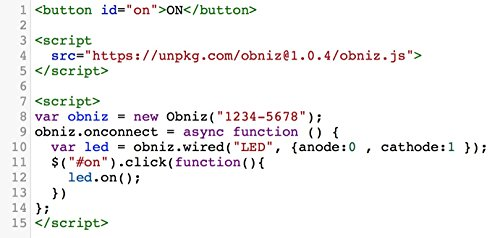 obniz - IoT Gateway for circuit and Web by obniz (Image #2)