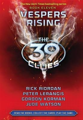 39 clues book vespers rising - 9