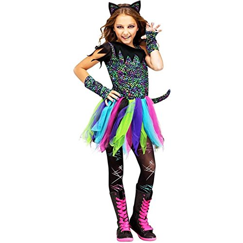 Fun World Child Rainbow Costume