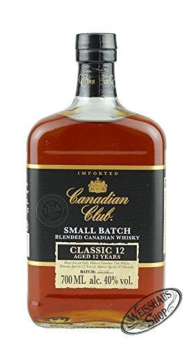Canadian Club Classic 12 Jahre 40% 0,7L
