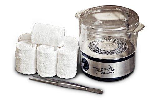 Beauty Pro Hot Towel Warmer - Steamer Kit NEW by Probeauty BP24036