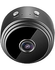 A9 WiFi 1080P HD- Mini Draadloze Afstandsbediening Home Security Camera Nachtzicht Draadloze IP Camera Nachtzicht Smart Bewegingsdetectie Instant Meldingen door Irjdksd