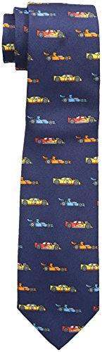 Wembley Boy's Novelty Fun Print Tie, -