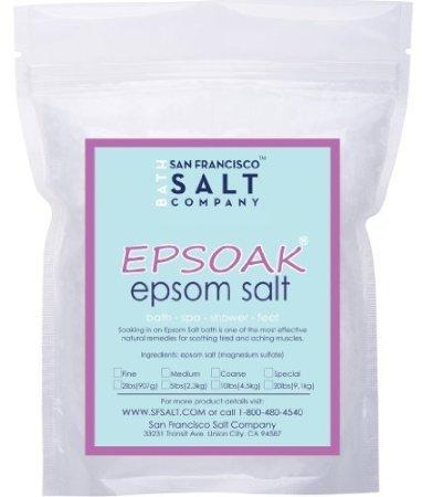 Epsoak Epsom Salt 19.75 Lbs