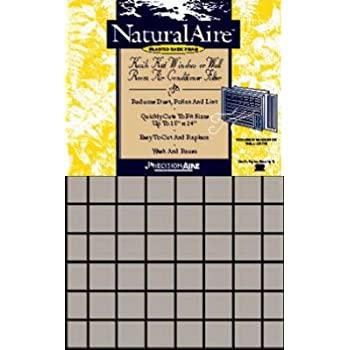 Amazon Com Naturalaire Cut To Fit Natural Fiber Air