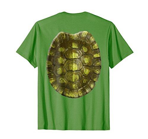Turtle Shell Funny Halloween Costume Tortoise DIY Tshirt