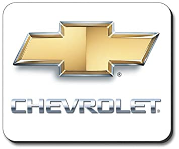chevrolet logo. chevrolet logo mouse pad by art plates