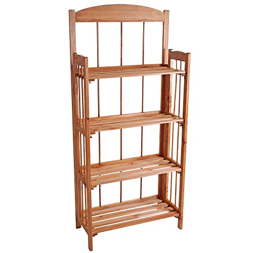 4 foot shelf unit - 3