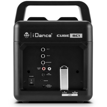Bluetooth Speaker, Britelite iDance 50-Watt All-in-1 Portable PA System and Speaker