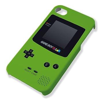 Chamalow Shop Carcasa para iPhone 4 y 4S Game Boy Color ...