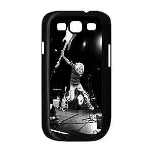Clzpg Customized Samsung Galaxy S3 I9300 Case - Kurt Cobain shell phone case