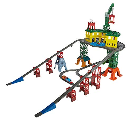 Thomas & Friends Super Station is a top gift for preschool-aged boys