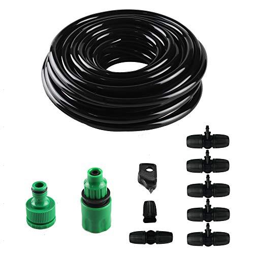 (SdeNow Drip Irrigation Hose Poly tubing 3/8
