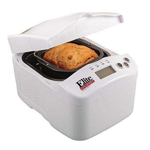 Elite Gourmet Digital Bread Maker
