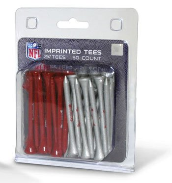 Tampa Bay Buccaneers Official NFL 2-3/4 inch Golf Tees by Team Golf by Team Golf