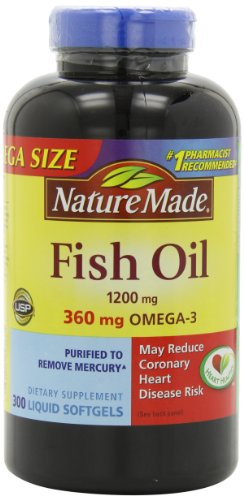 Any Problems Taking Nature Made Fish Oil
