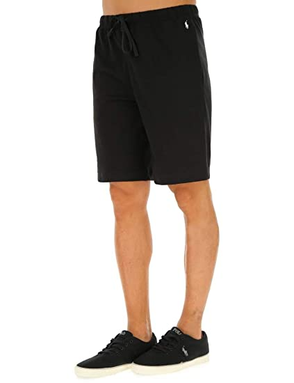 Ralph Lauren - Polo Bermuda-Short Sleep Negra p - M, Negro: Amazon ...