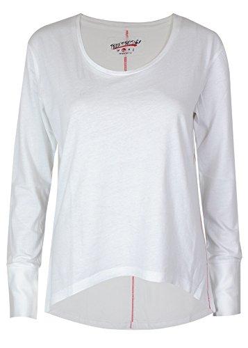 True Prodigy Camiseta Manga Larga Blanco