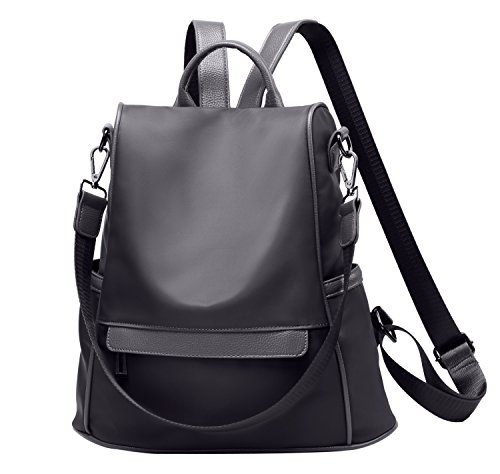 e2c1b5f93438 Women Backpack Purse Waterproof Anti-theft Rucksack Travel Daypack Shoulder  Bag by Jezozo