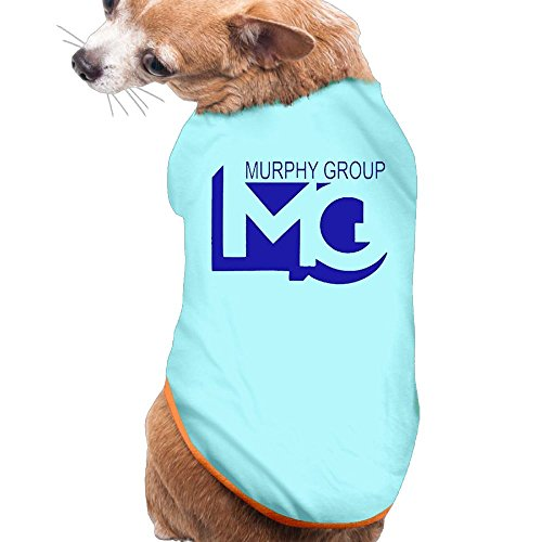 MURPHY GROUP Dog Tank Top Costumes Best Holiday Gift S SkyBlue