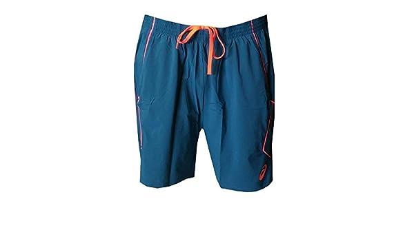 Pantalones cortos padel hombre Asics - 47590 (L): Amazon.es ...