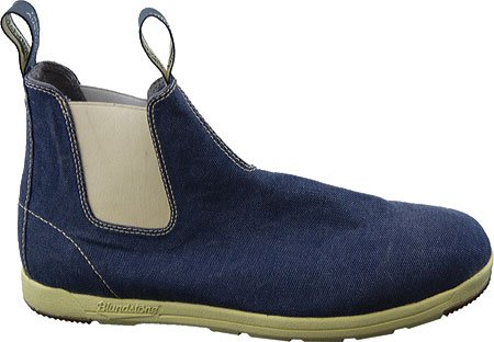 Blundstone Blue Navy Canvas 1422 Unisex Boots Adults' vBgvr