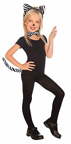 Forum Plush Zebra Child Kit Costume, (Child Zebra Costume)