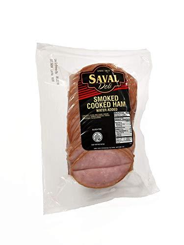 Saval Deli Sliced Smoked Ham - 2 lb.