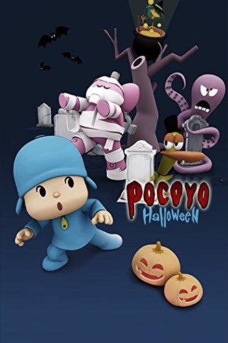 Pocoyo's Halloween -