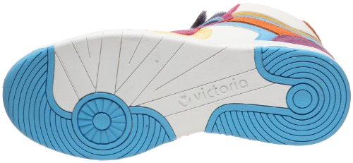 12429 Baskets Victoria Femme Mode Multicolore d6wBfn