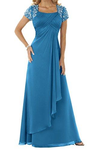 Ivydressing -  Vestito  - linea ad a - Donna blu 44