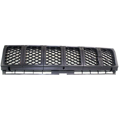 1983 Toyota Pickup Grille (Evan-Fischer EVA1777209980 Grille for Toyota Pickup 82-83 Painted-Black 4WD)