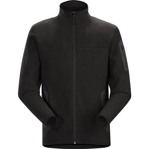 ARC'TERYX Covert Cardigan Men's (Black, X-Small)