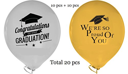 [USA-SALES] Graduation Party Balloons