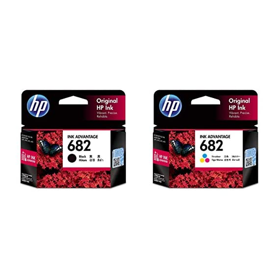 proffisy Ink Refill dye ink for HP GT51 GT52 Compatible for HP Ink Tank 310,315,319,410,415,419 Tank Wireless (4 color)