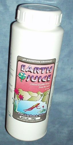 earth juice ph - 9