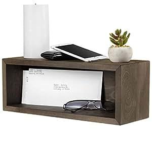 Amazon.com: Llavero magnético para estante de pared ...