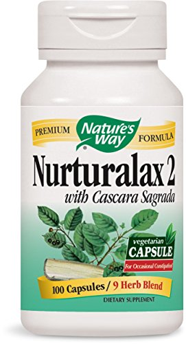 Nature's Way Naturalax 2 445 mg 100 Veg Caps For Sale