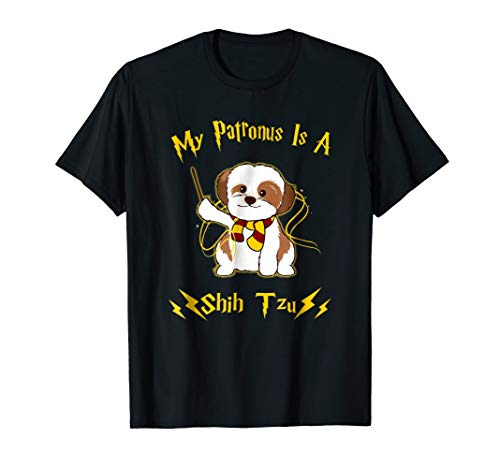 My patronus is a Shih Tzu -